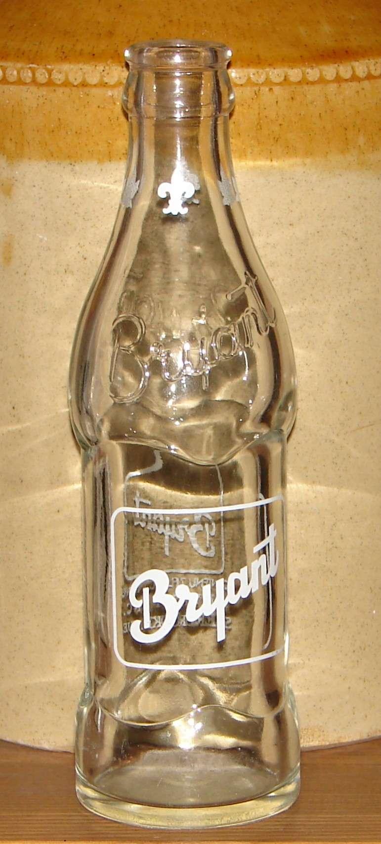 Bouteilles et carton 6-pack de Bryant Bryant11