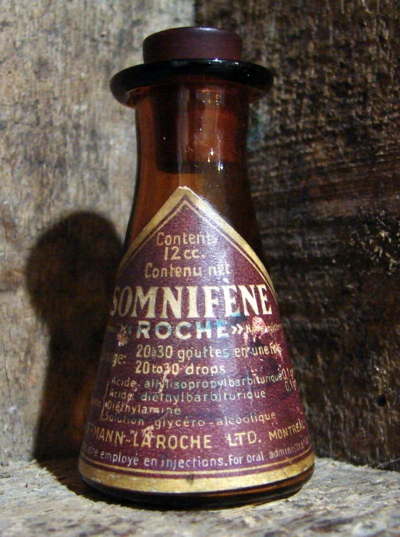 Somnifène Roche de Hoffman-Laroche Somnif10