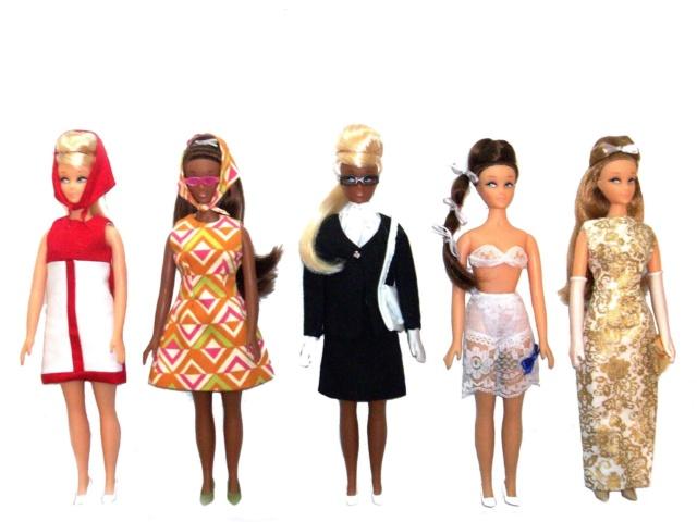 La poupée mannequin Caprice, et sa reproduction actuelle, Anouk 5_fash10