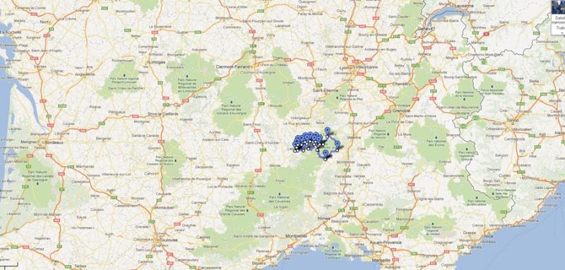 Balade en Ardèche 3ème édition 4-5 Aout Ardach10