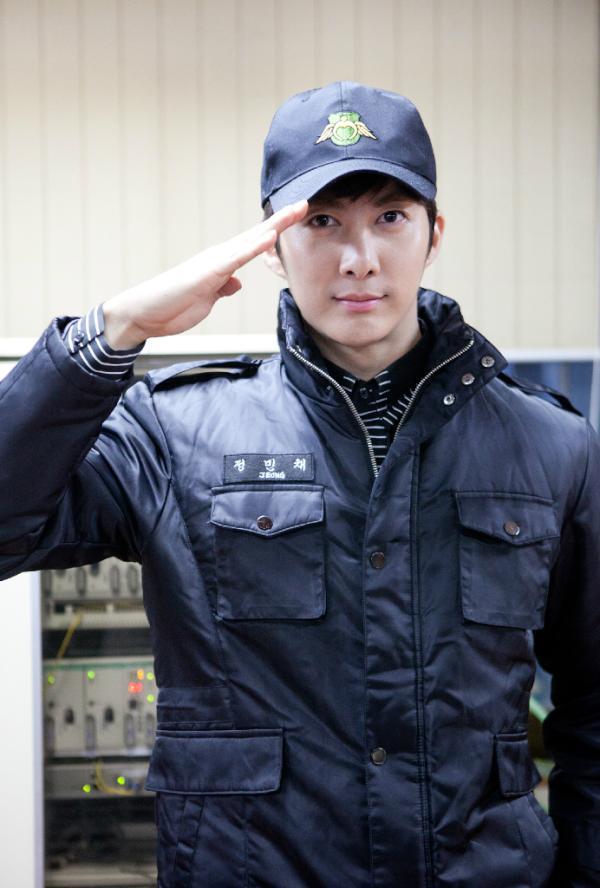 [news] Hyung Jun's Transformation into Public Service Personnel Aoklox10