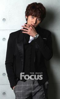 """[news] Hyung Jun """"Finally I am also acting, 2012 is my year!"""" Df510"""