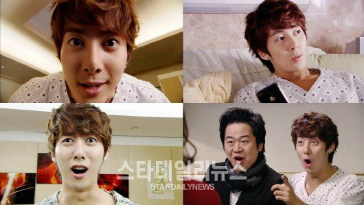[news] Hyung Jun turns into a cold-hearted but cute character Nw10