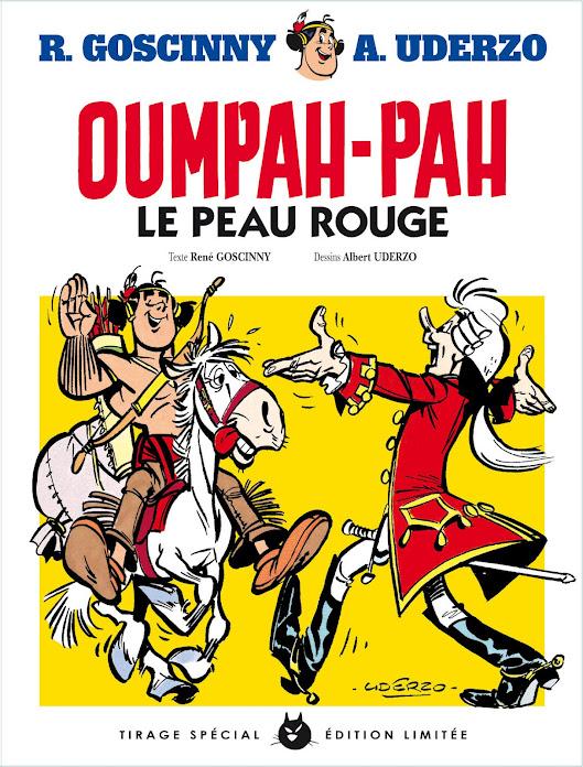Un album d'Oumpah-Pah offert à l'achat de deux albums d'Astérix 1er_co11