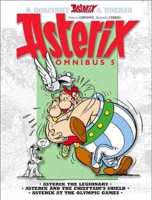 Astérix Omnibus  - Albums anglais 51eyvb10