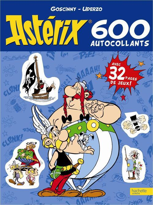 Nouveautés : Astérix - 600 autocollants et 32 pages de jeux 68087410
