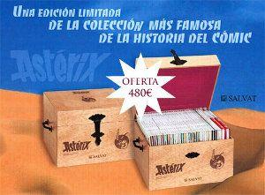 Caja estuche Astérix - Edition limité coffret Astérix 97884210