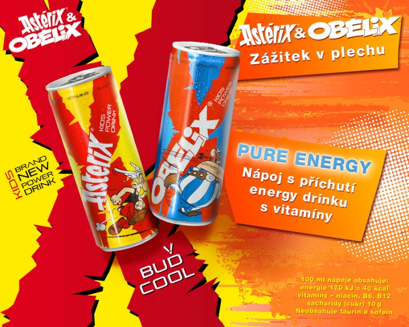 "Kids Power Drink avec ""Astérix et Obélix"" Bg_hom10"