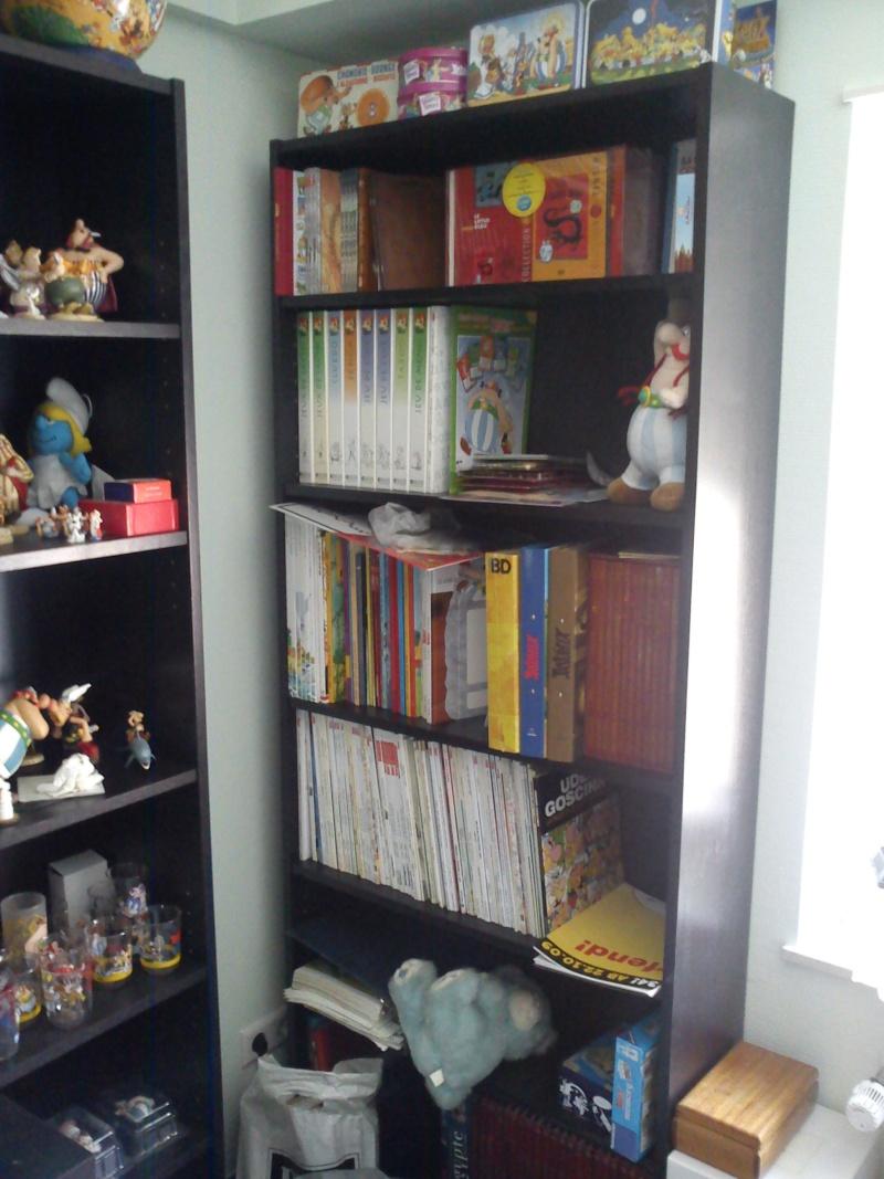 La collection d'Asterix1988 - En préparation Dsc00323