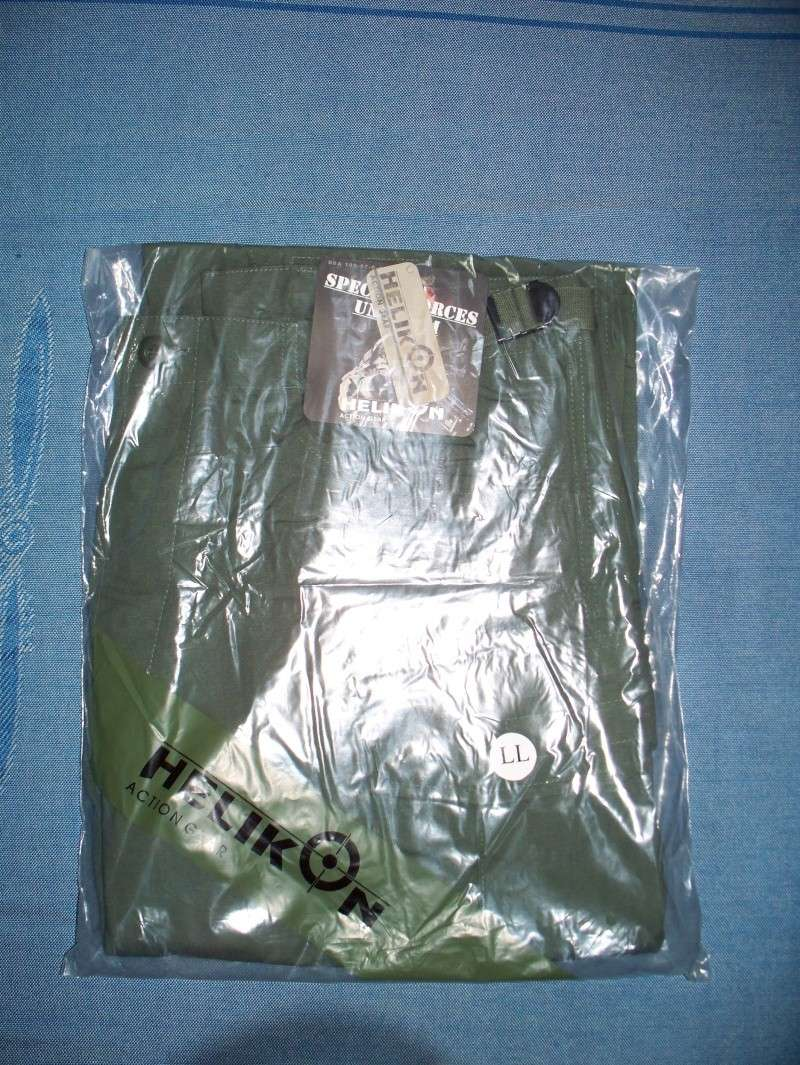 Helikon Tex Pantalone Special Force Uniform 100_5010