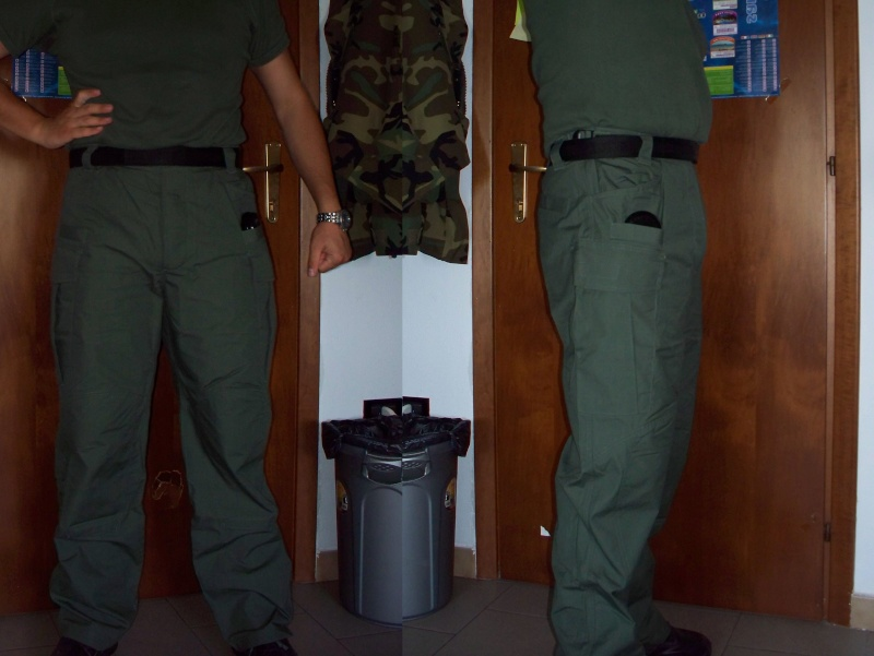 Helikon Tex Pantalone Special Force Uniform Pants10