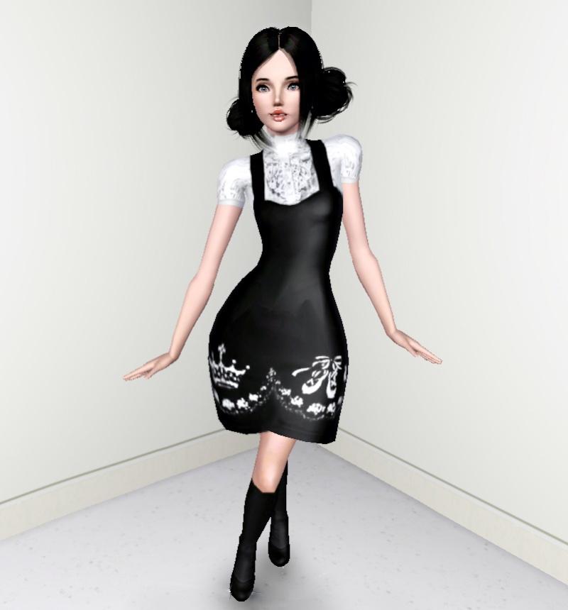 Gothic Lolita JSK Spgoth11