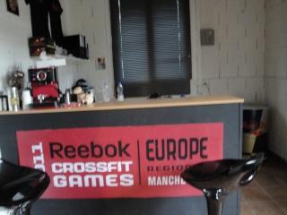 Crossfit Riviera Desk10