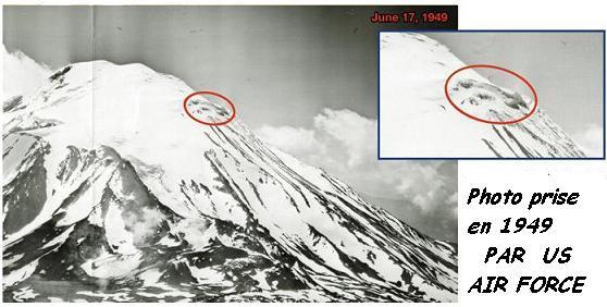 La découverte de L'Arche de Noé sur le mont Ararat Arche-11