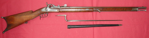 Fusil d'infanterie modèle 1863/67, système Milbank-Amsler Dsc02610