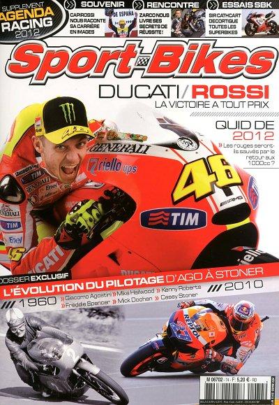 Dernier numéro Sport-Bikes #74 0001-410