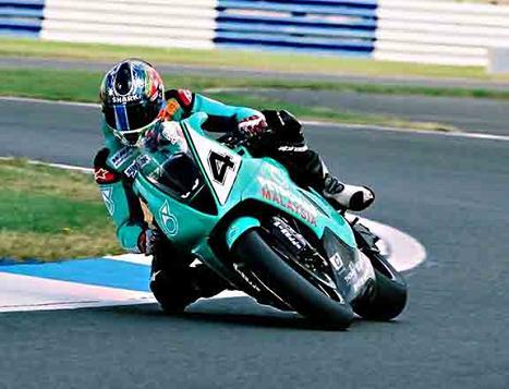 night racer, black marauder: Petronas power ! 18010910