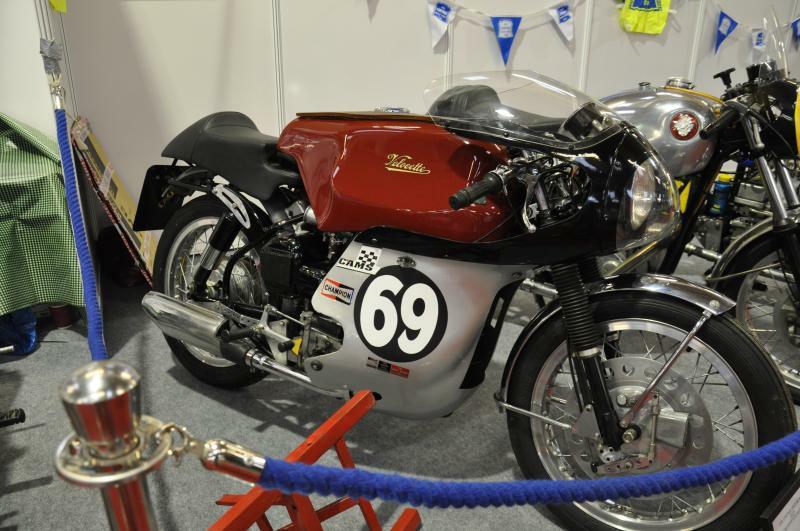 Velocette Thruxton Endurance Racer 1967-v10