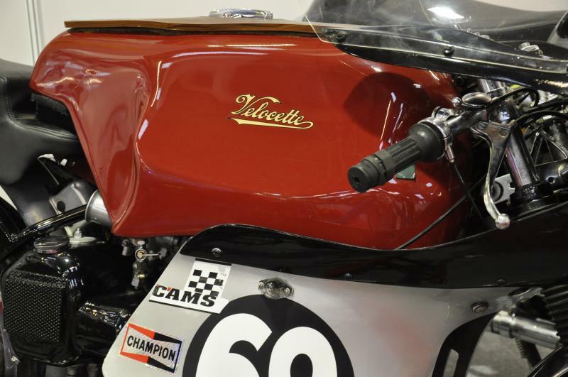 Velocette Thruxton Endurance Racer 1967-v11