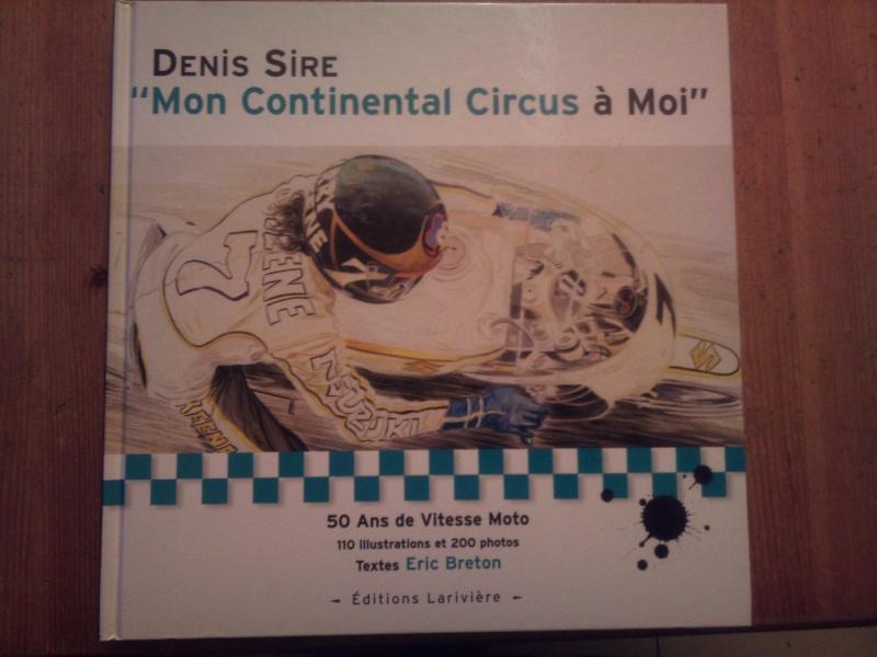 """""""Mon Continental Circus à moi"""" 2012-014"""