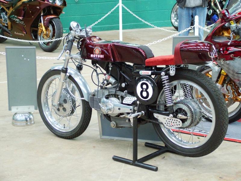 Motobi racer pailleté 26051010
