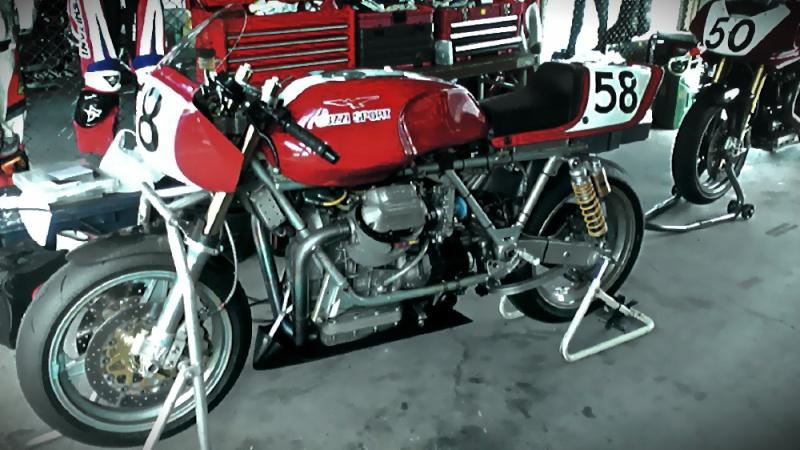 Guzzi... juste l'essentiel des Café Racer - Page 40 39459410