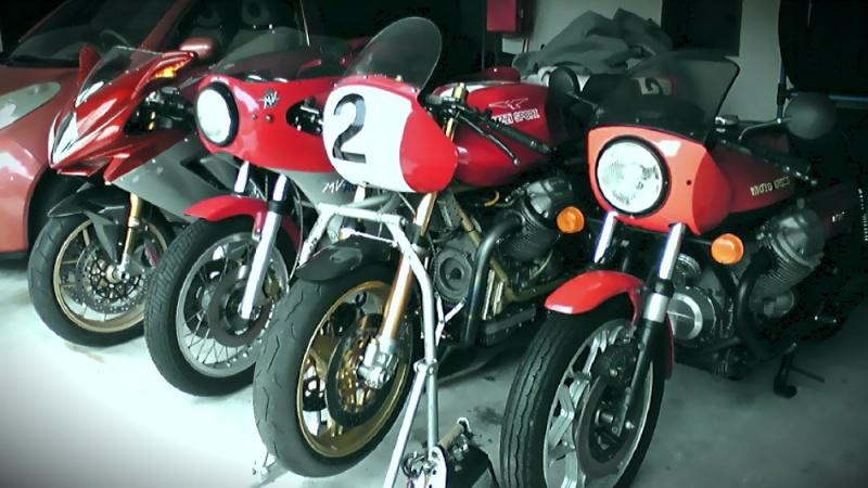 Guzzi... juste l'essentiel des Café Racer - Page 40 43120510