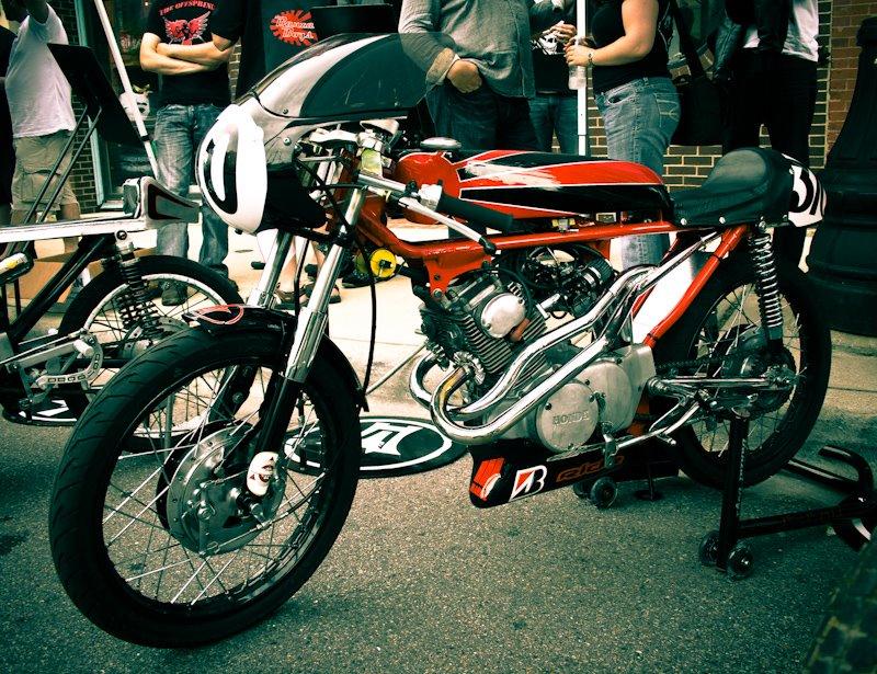 Petit racer Honda 48657510