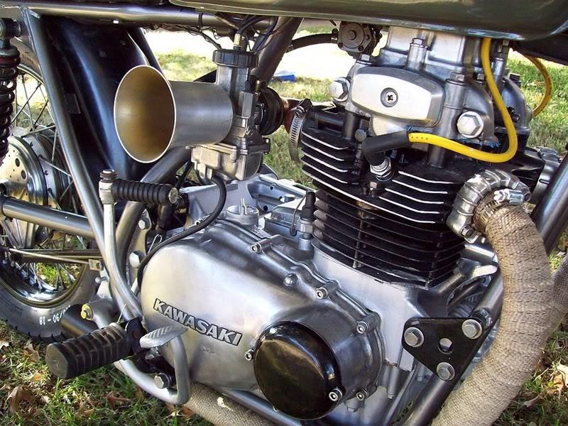 KZ 400 sympa 48810