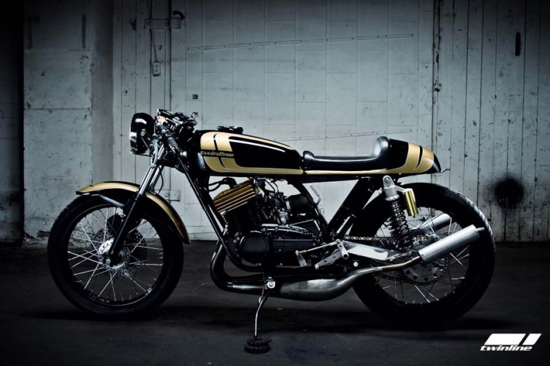 350 RD Café racer 5-197510