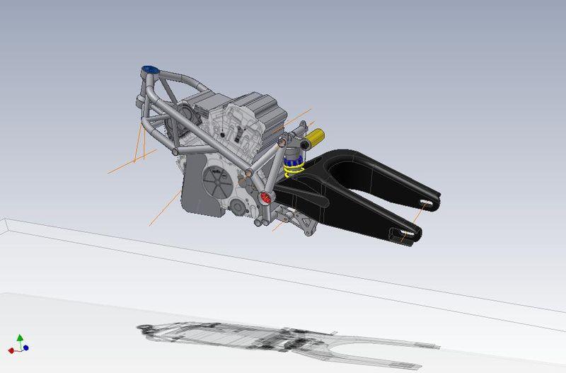 Proto Maison moteur Aprilia 56004911