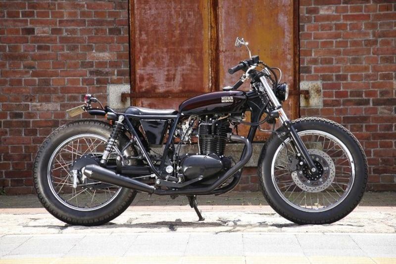 Kawasaki TR250 59010