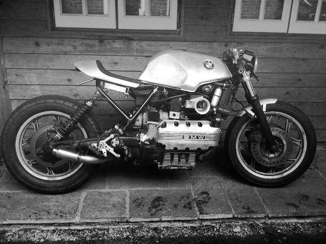 K-fé Racer Bmw_k10