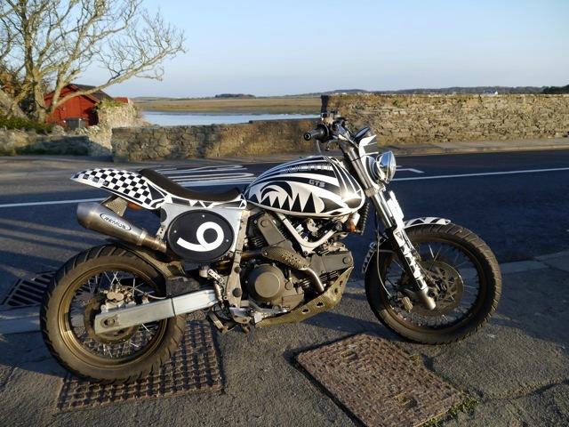 Ducati Tracker  Canyon10