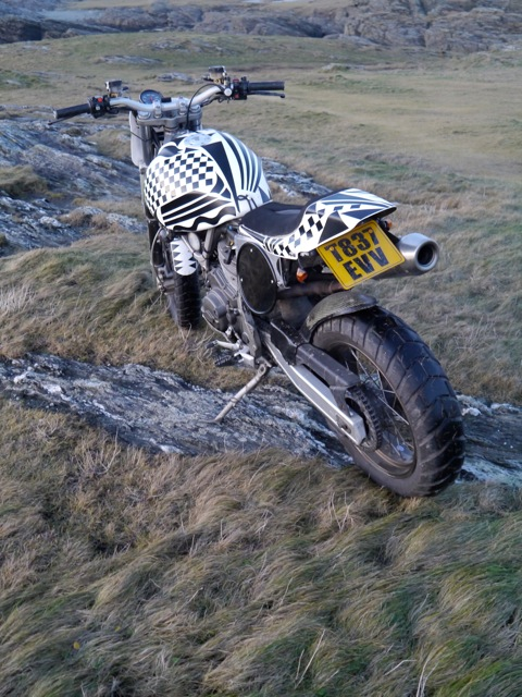 Ducati Tracker  Canyon12