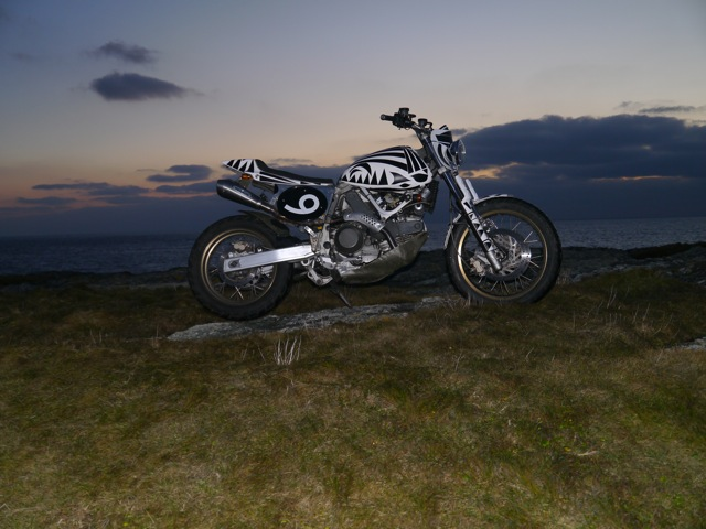 Ducati Tracker  Canyon13