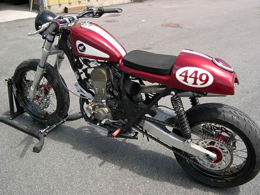 CB450 R Cb450r11