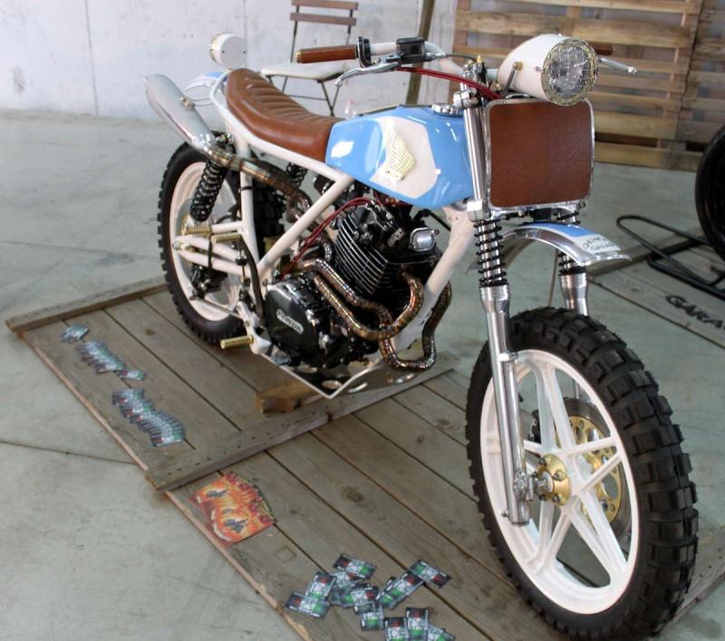 Honda HM500 Scrambeuleur Cg-hon10