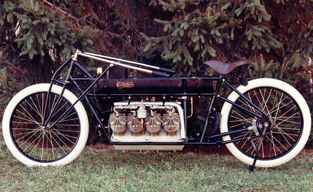 les plus beaux moteurs Curtis12
