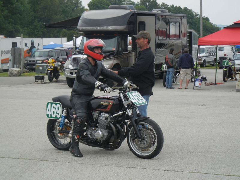 CB 750 Four tracker Cycle_10