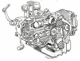 les plus beaux moteurs Dream210