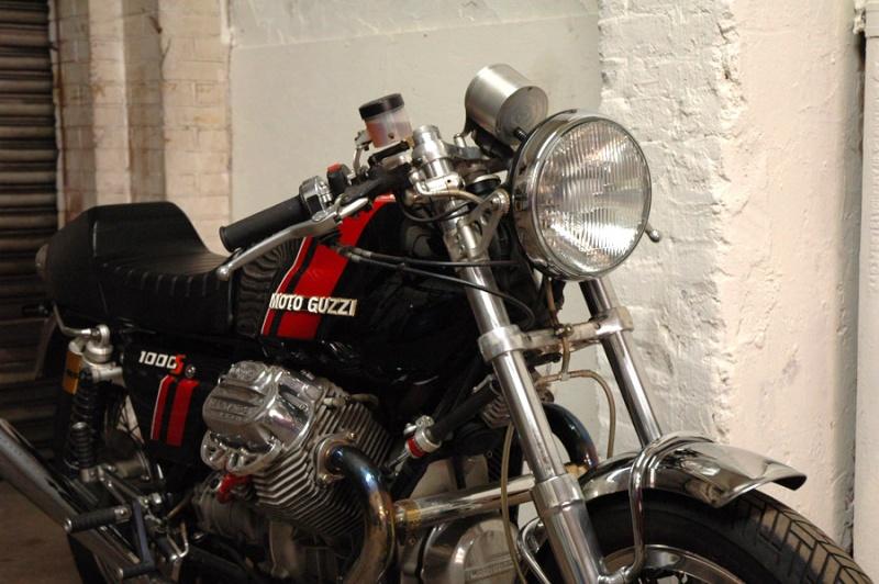 Guzzi... juste l'essentiel des Café Racer - Page 40 Dsc_0510