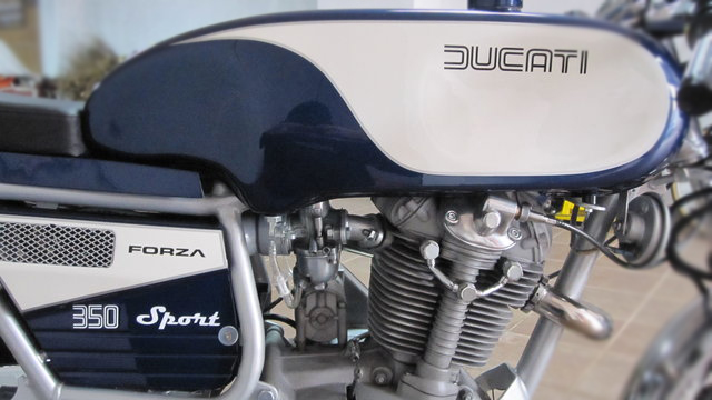 Ducati 350 Sport Ducati16