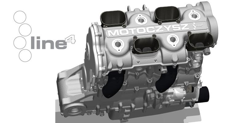 Motos d'exception et délires technologiques Engine10