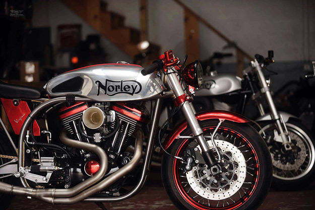 Norley anodisé Harley14