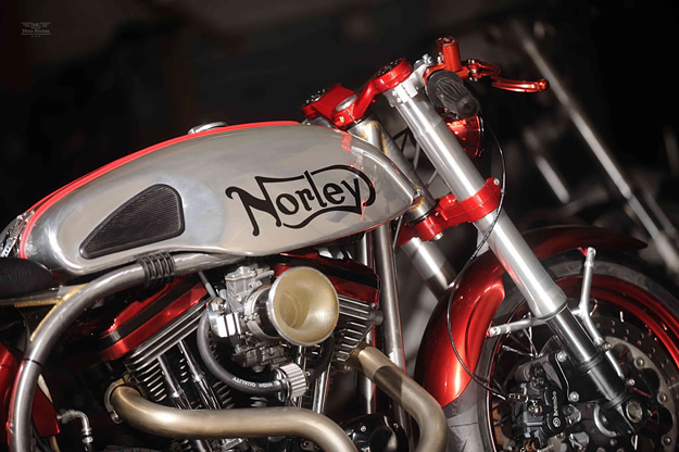 Norley anodisé Harley16