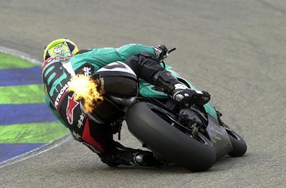 night racer, black marauder: Petronas power ! Haydon10