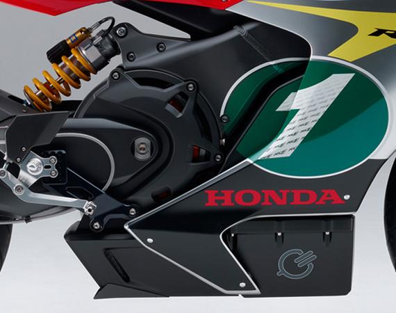 HONDA RC-E Honda-15