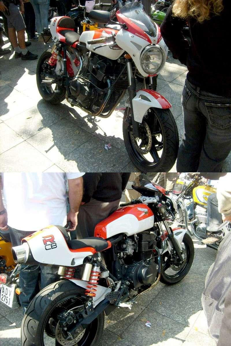 """CB 450 """"R""""  Honda-17"""