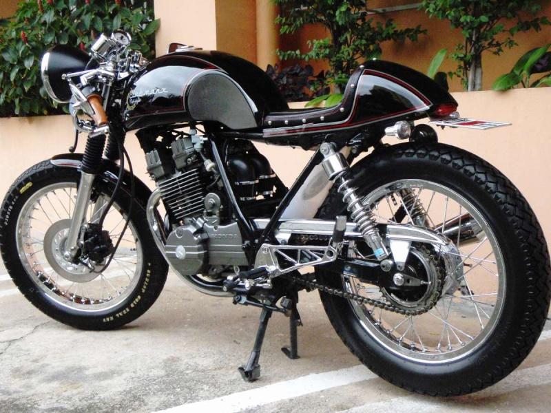 GB250 Honda-23